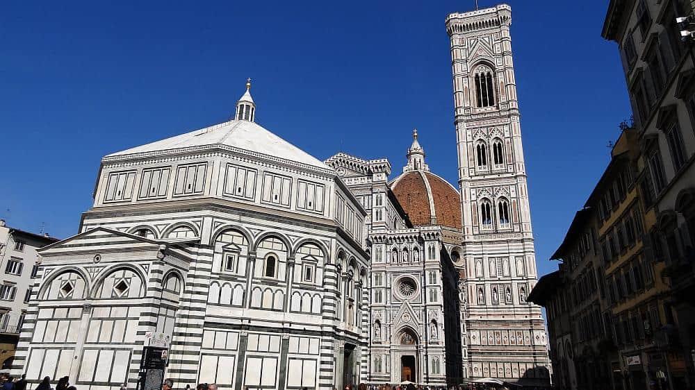 Duomo Firenze - Roadtrip Italien