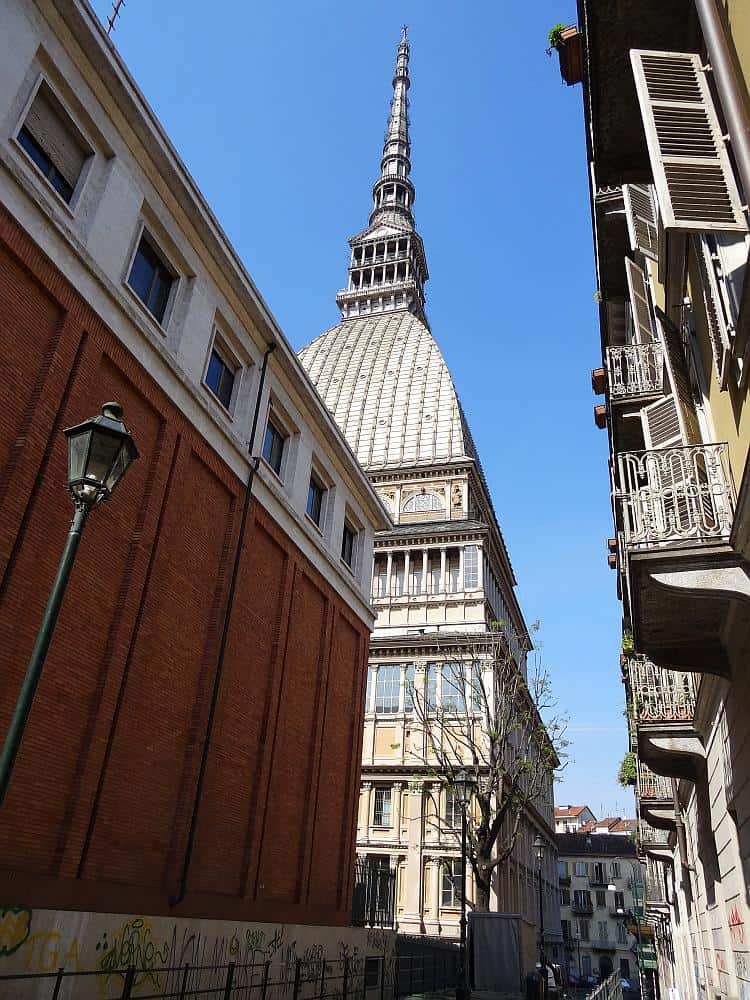 Mole Antonelliana - Roadtrip Italien