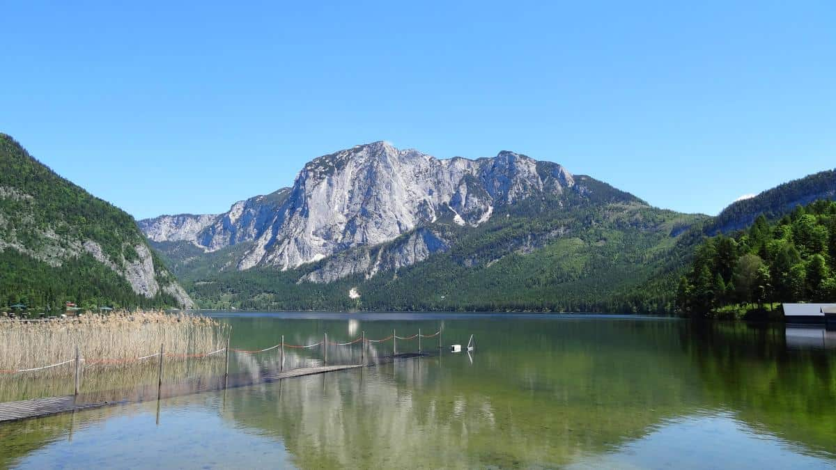 Altausseer See - Seen im Salzkammergut