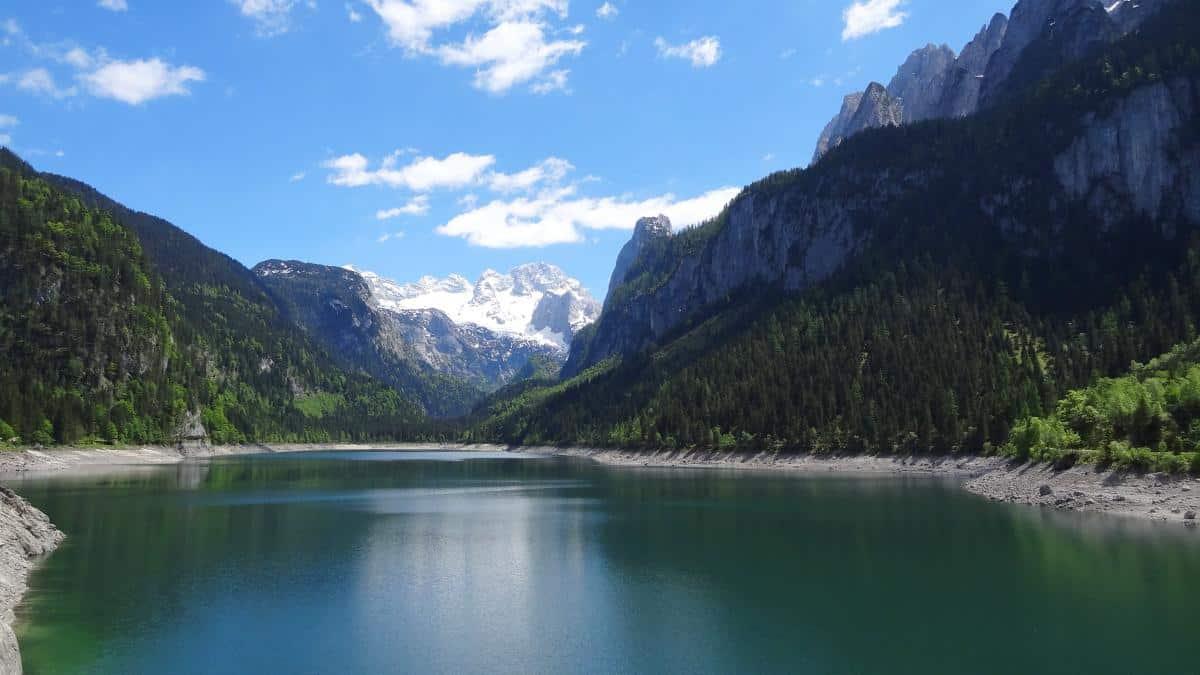 Vorderer Gosausee - Seen im Salzkammergut