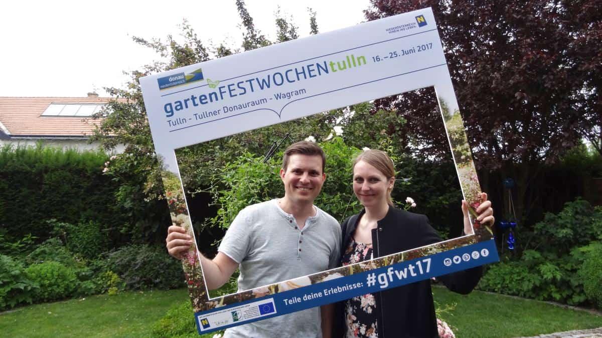 Jessica und Wolfgang - Gartenregion Tulln