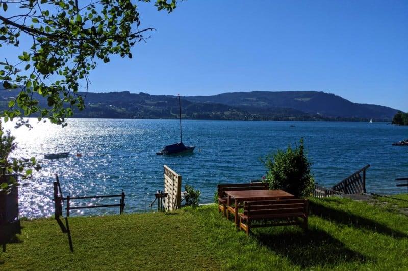Attersee Uferpromenade - Seen im Salzkammergut