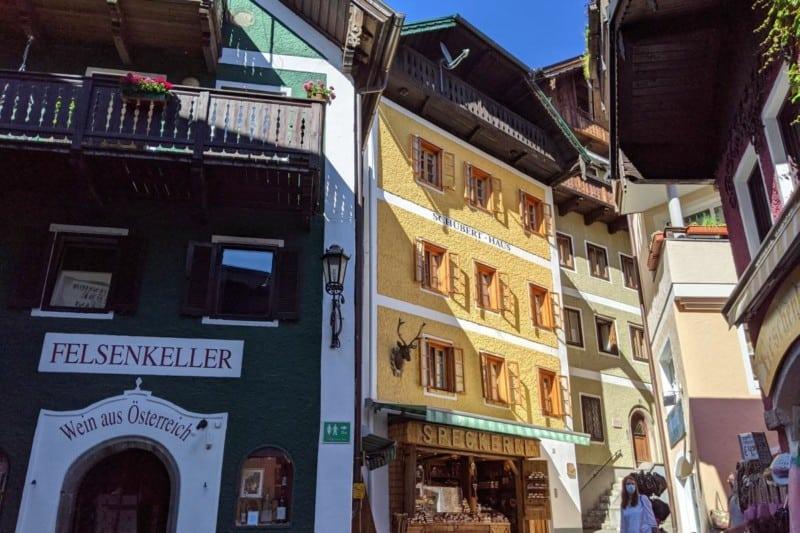 Altstadt von St. Wolfgang am Wolfgangsee
