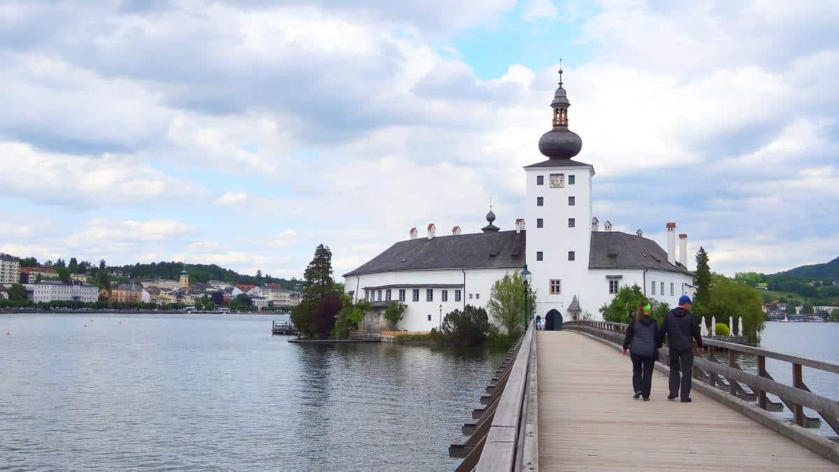 Seeschloss Ort - Seen im Salzkammergut