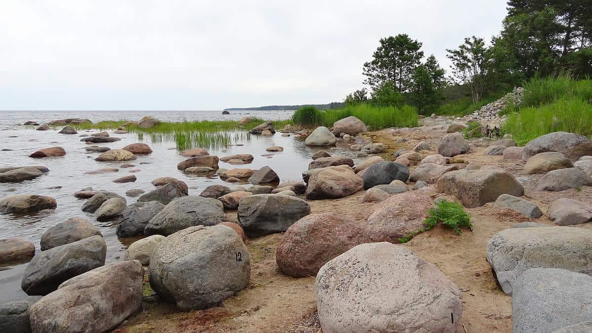 Ostseeküste bei Altja