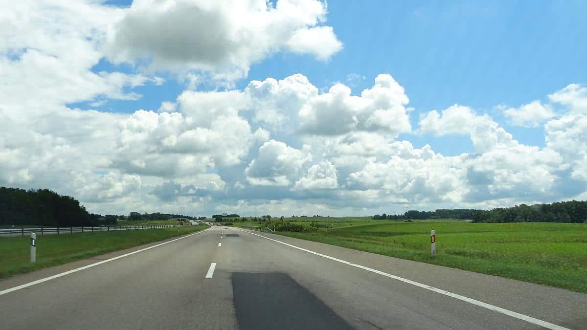 Autobahn - Roadtrip durchs Baltikum