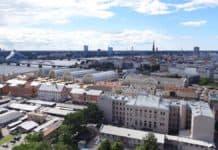 Aussicht über Riga - Riga an einem Tag