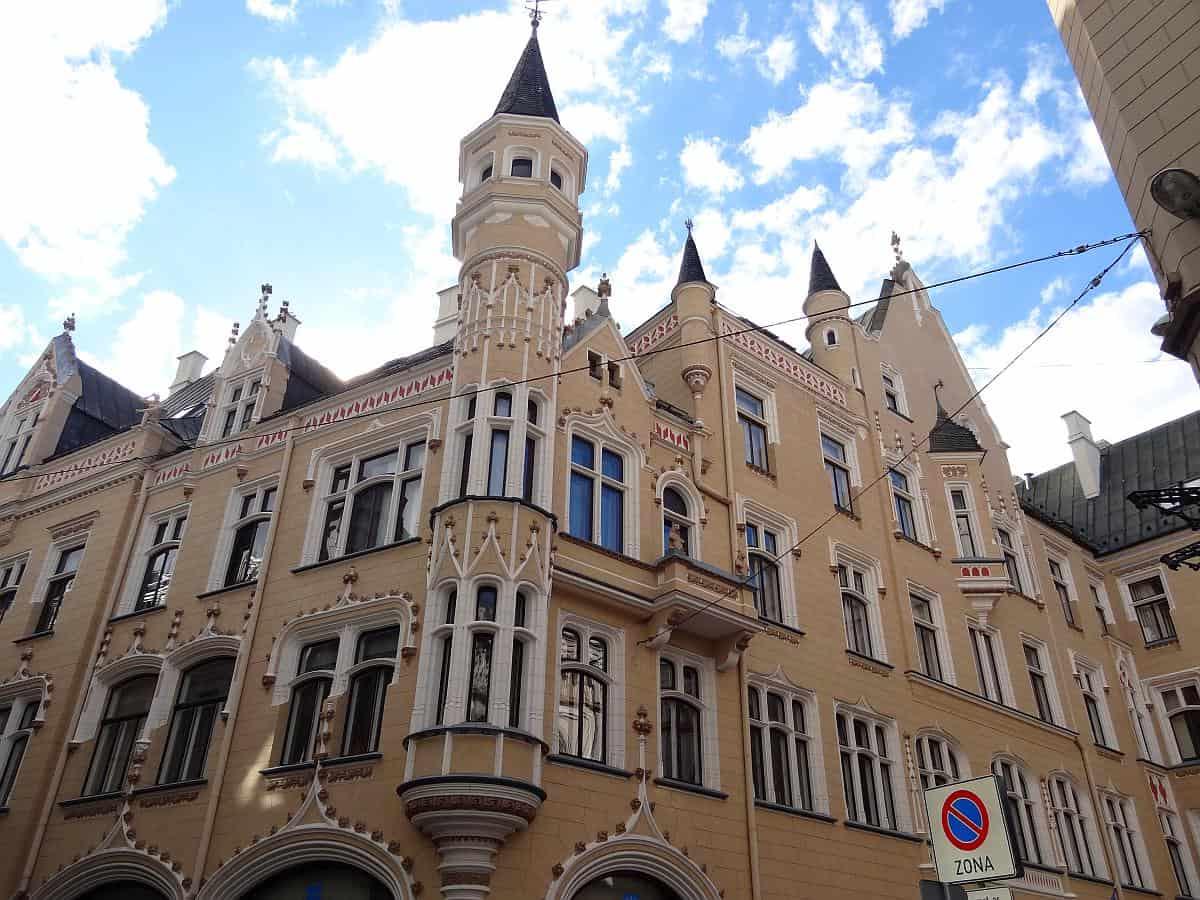 Kleine Gilde - Riga an einem Tag