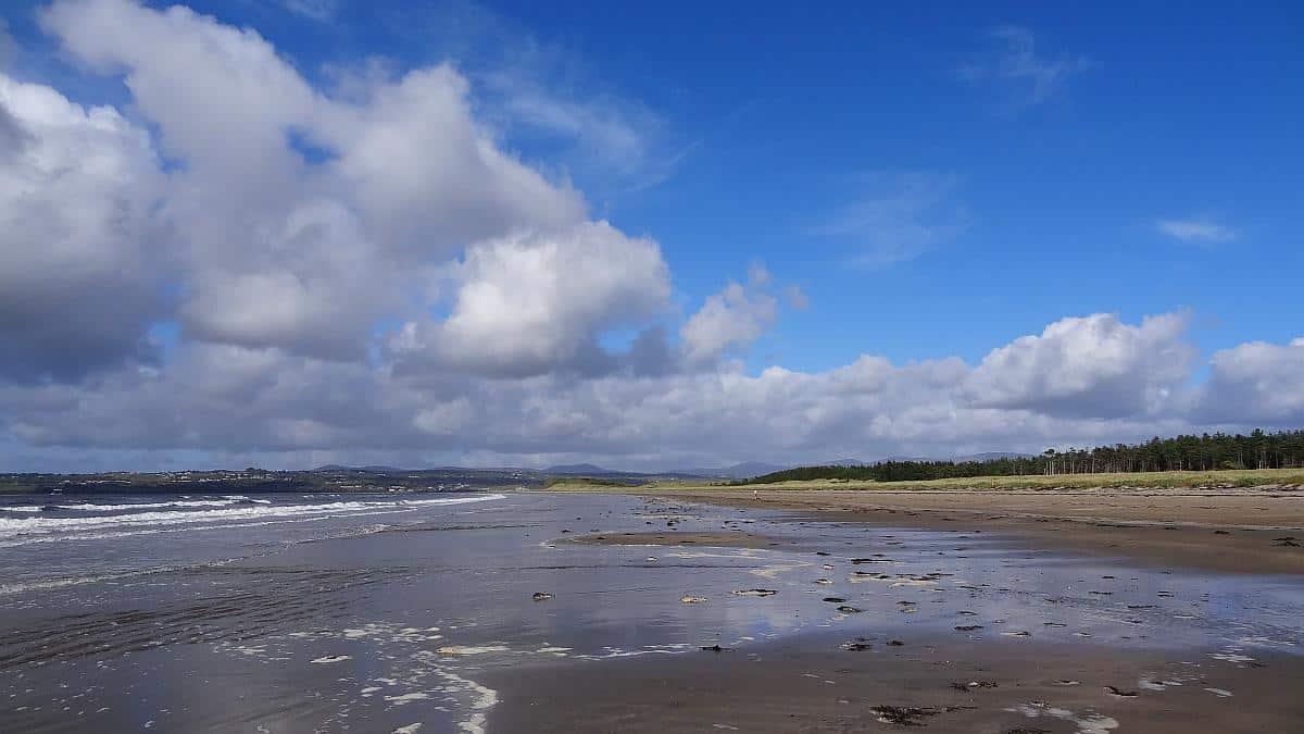 Murvagh Beach in Donegal