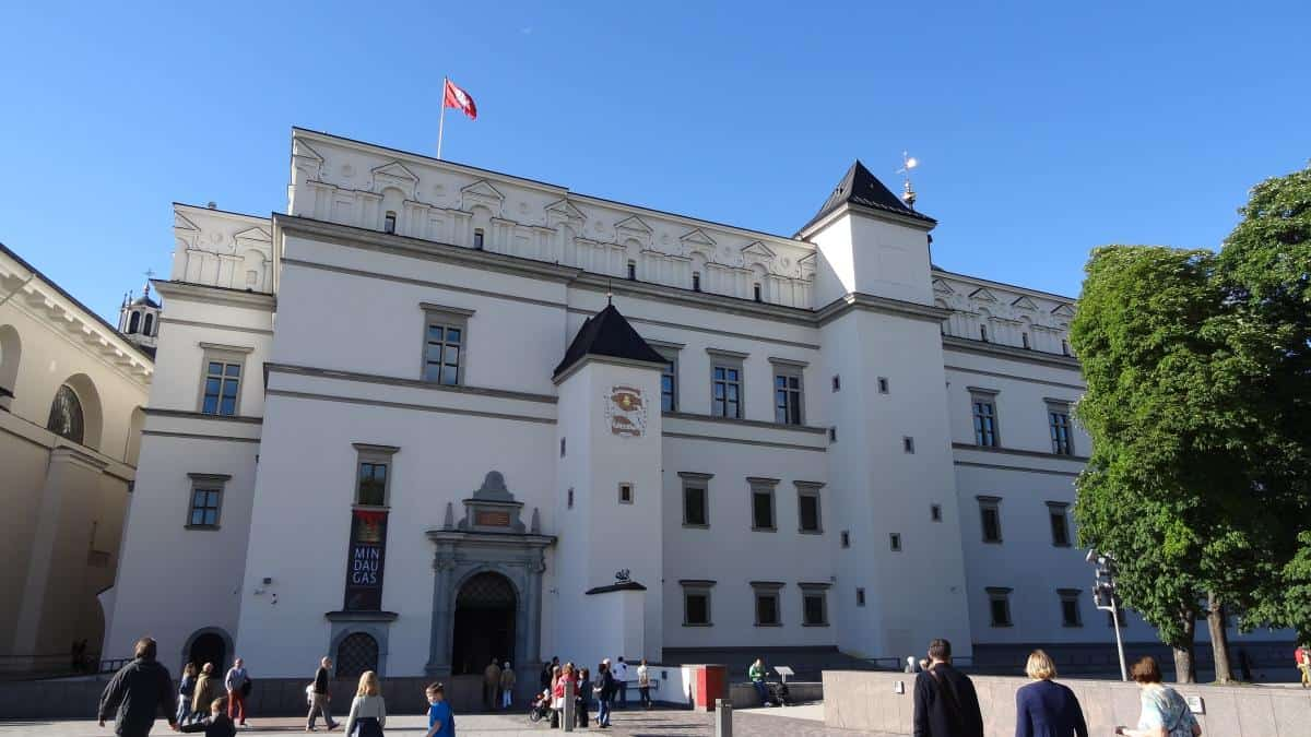 Großfürstenschloss Vilnius - Vilnius an einem Tag