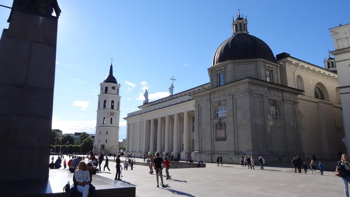 Stanislaus-Kathedrale, Roadtrip Litauen