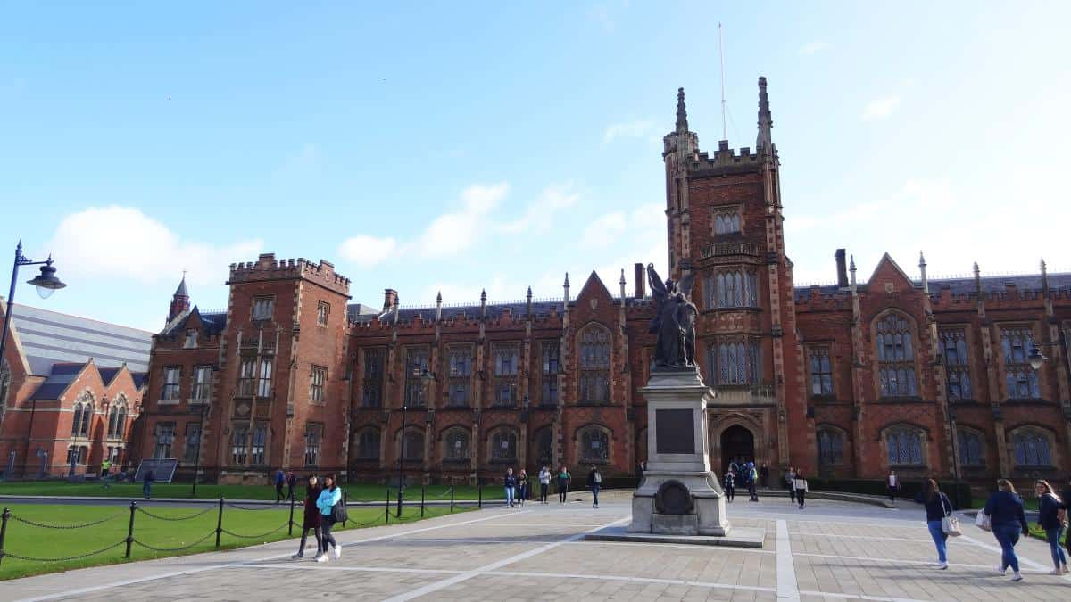 Queen's University, Belfast, Nordirland