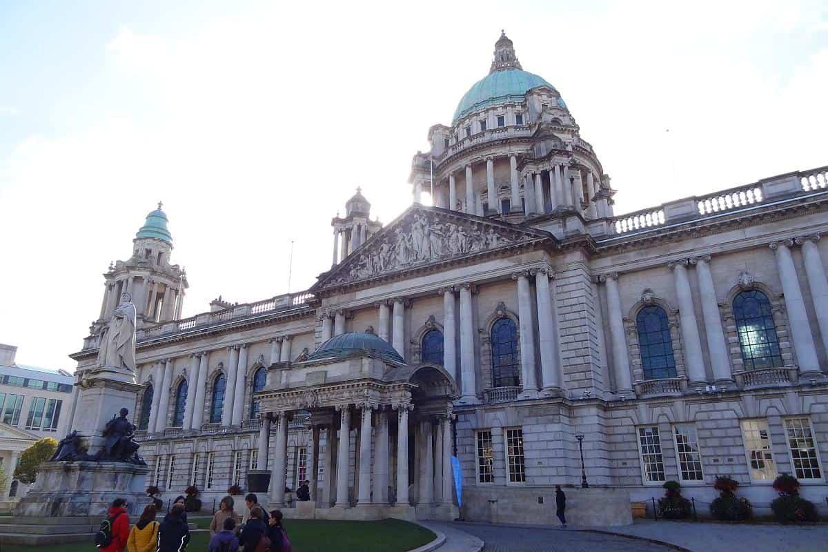 Rathaus von Belfast, Nordirland