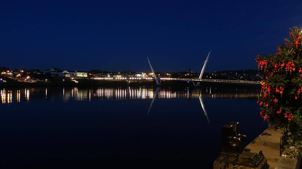 Peace Bridge Derry, Nordirland