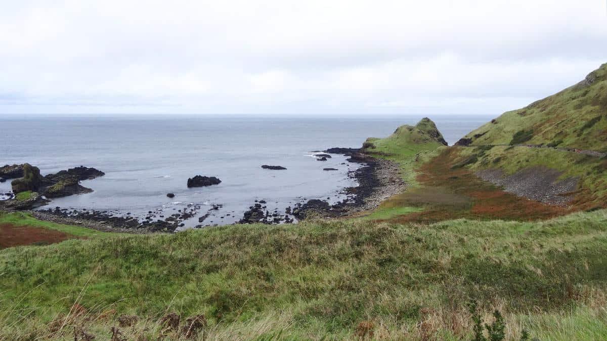 Kuhbucht, Giant's Causeway, Nordirland