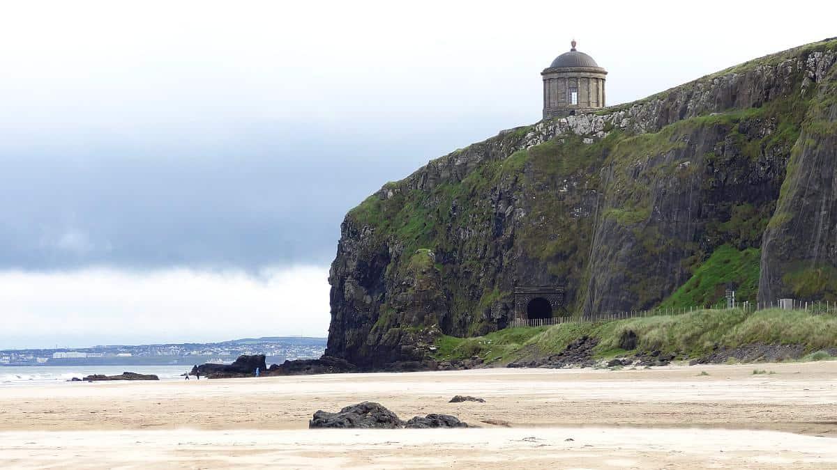 Mussenden Temple, Nordirland
