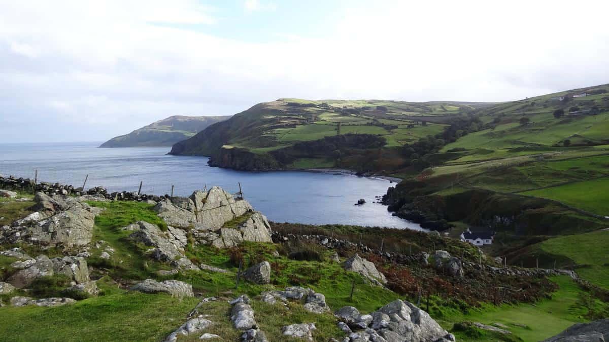 Aussicht vom Torr Head, Nordirland
