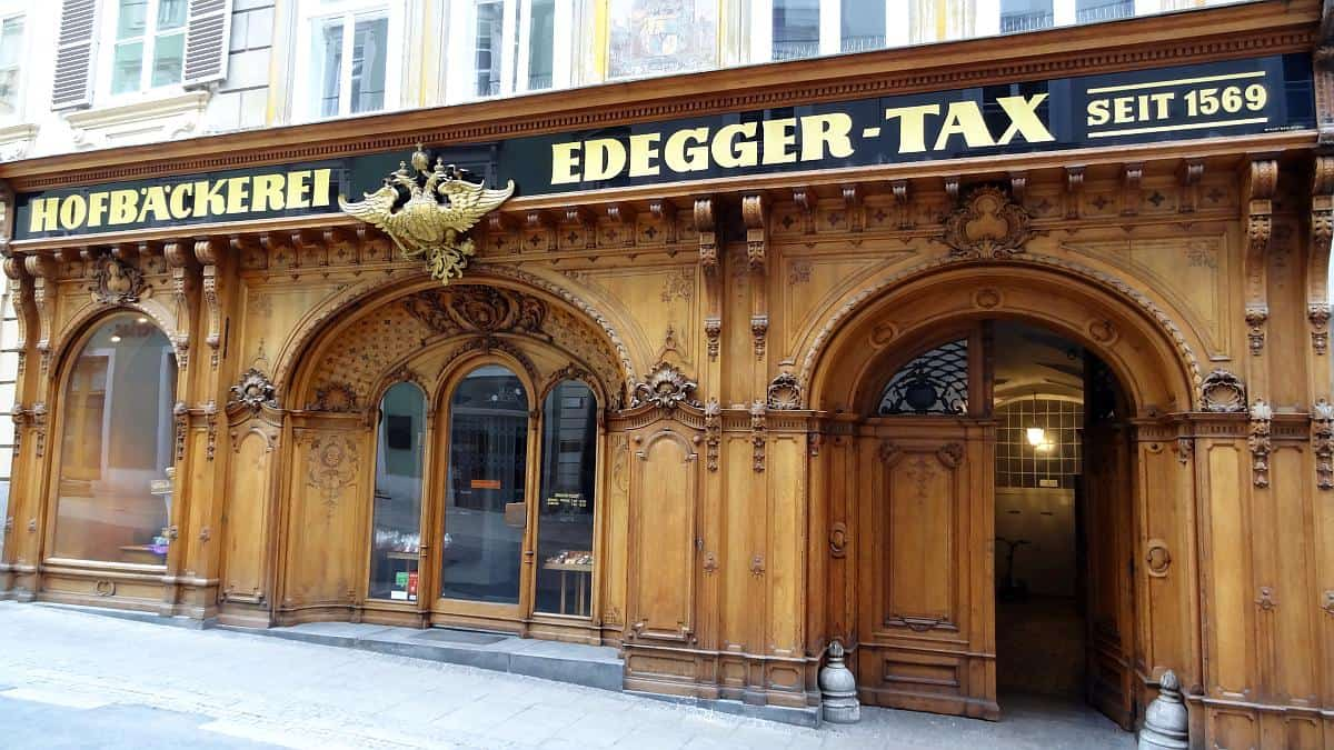 Hofbäckerei Edegger-Tax in Graz