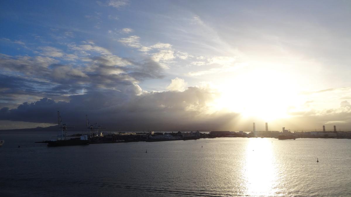 Hafen von Pointe-à-Pitre, Grande-Terrre, Guadeloupe