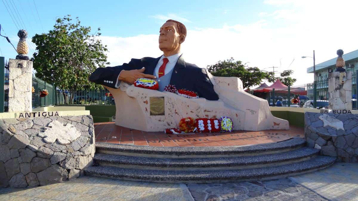 V. C. Bird Memorial, Antigua