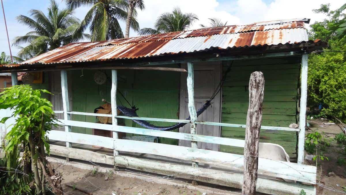 Hütte in Mano Juan, Isla Saona