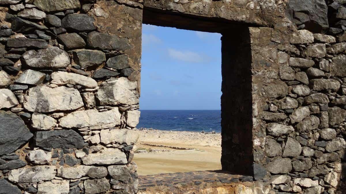 Bushiribana-Goldmine, Aruba