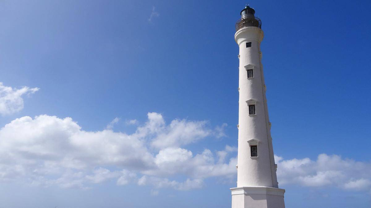 California-Lighthouse, Aruba