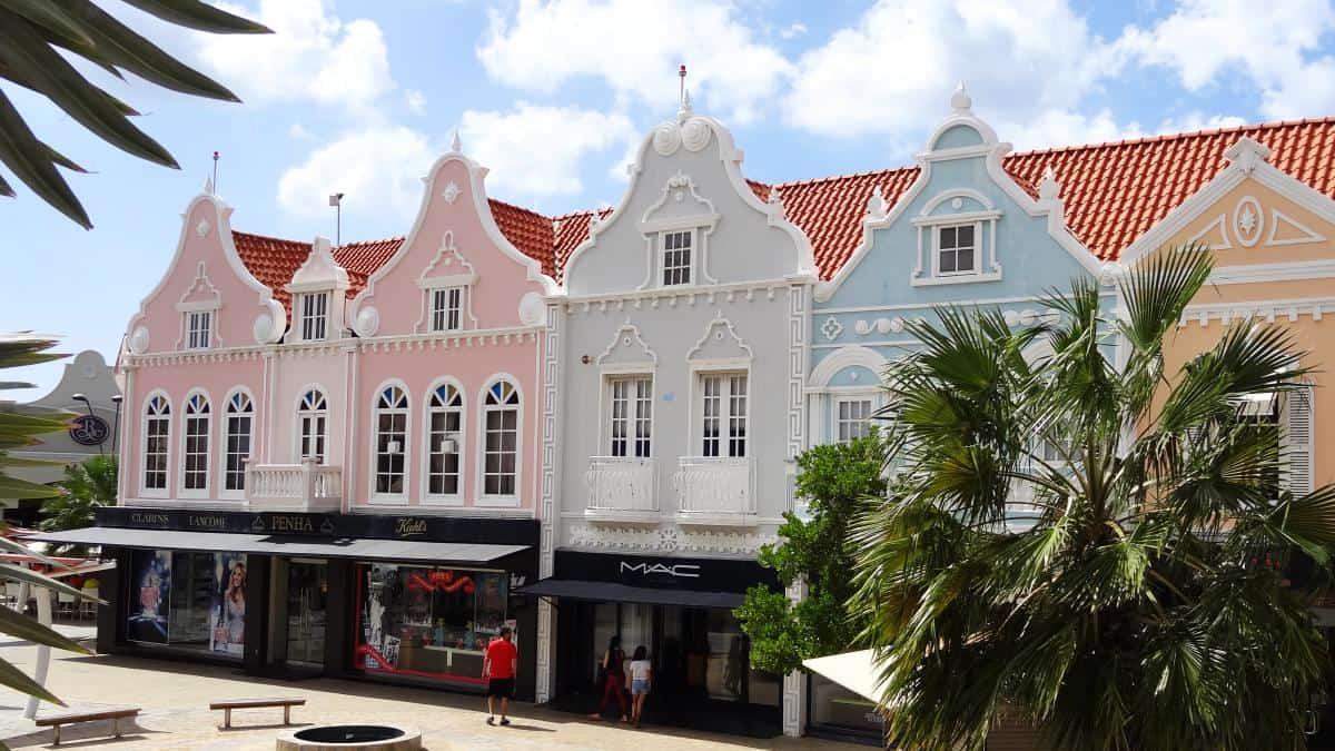 Shopping, Oranjestad, Aruba