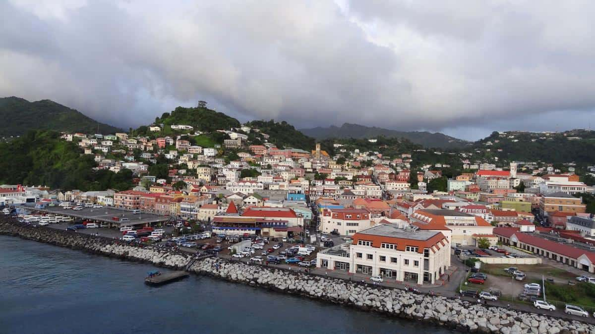 Panorama, St. George's, Grenada