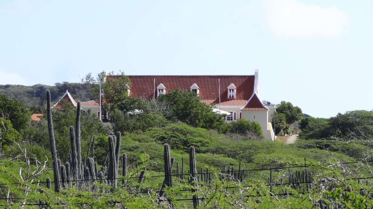 Landhaus Ascension auf Curaçao