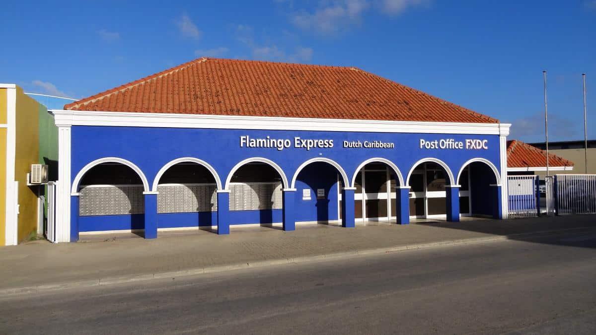 Postamt, Kralendijk, Bonaire
