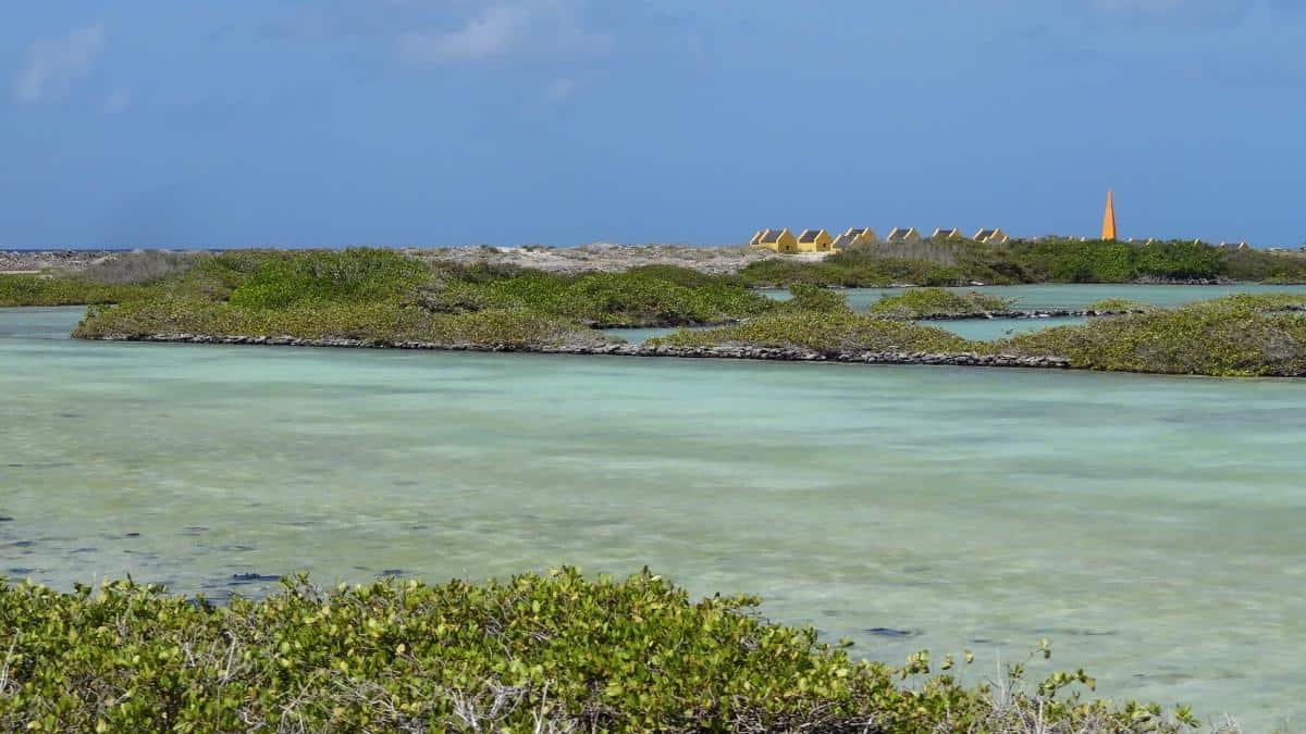 Salzverladestationen auf Bonaire