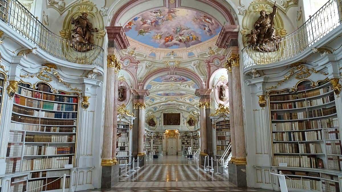 Klosterbibliothek Stift Admont