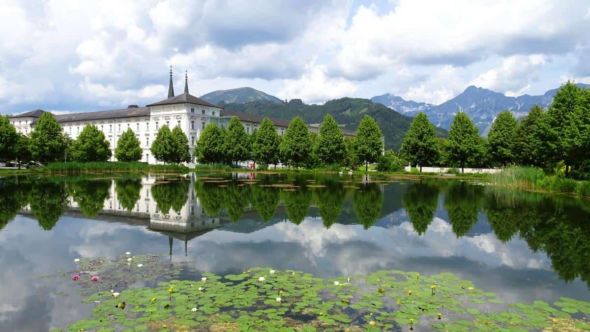 Stift Admont, Klostergarten
