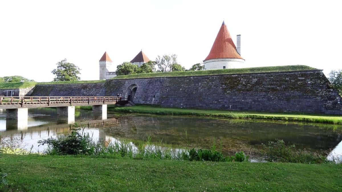 Arensburg, Kuressaare, Estland