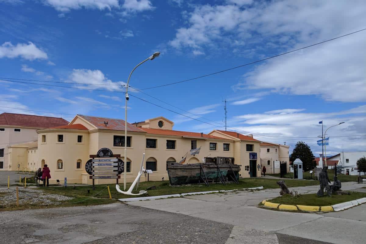 Das ehemalige Gefängnis von Ushuaia