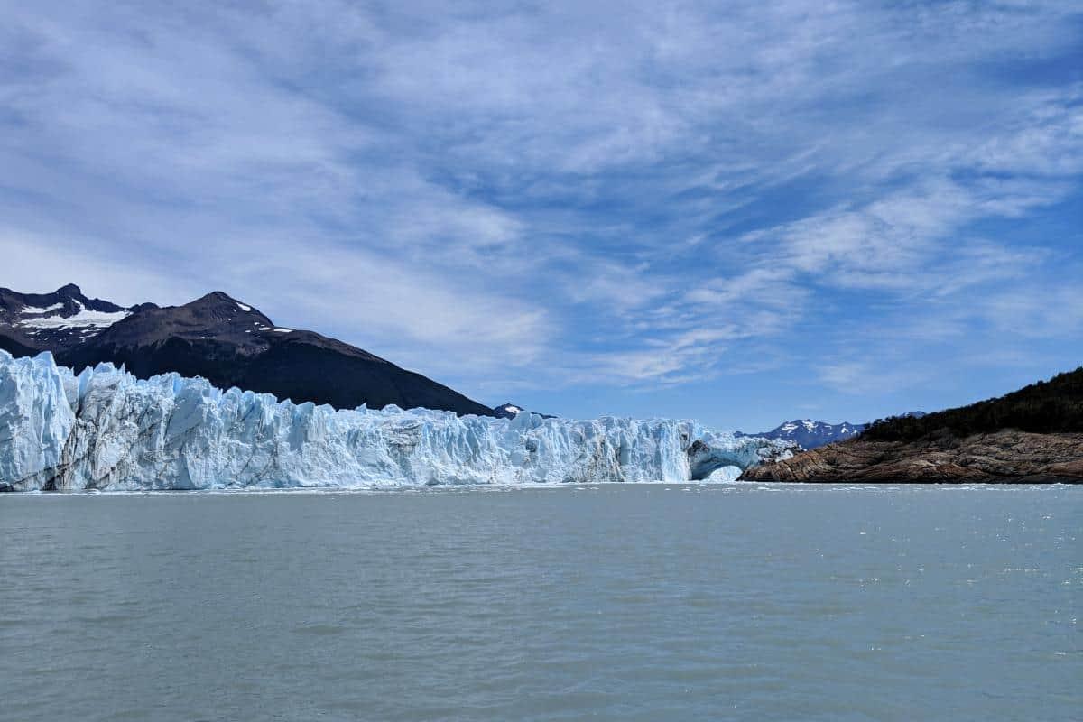 Eisbrücke des Perito-Moreno-Gletschers