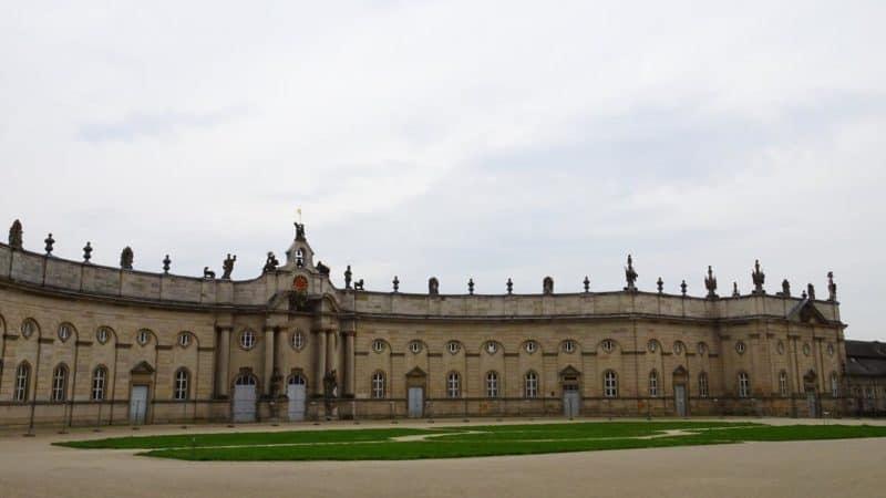 Marstall des Schlosses Weißenstein