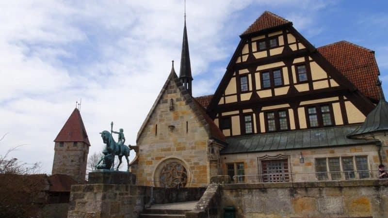 Lutherkapelle auf der Veste Coburg