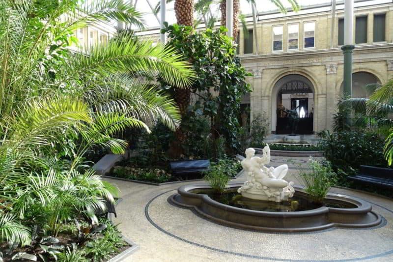 Sehenswürdigkeit in Kopenhagen: Ny Carlsberg Glyptotek