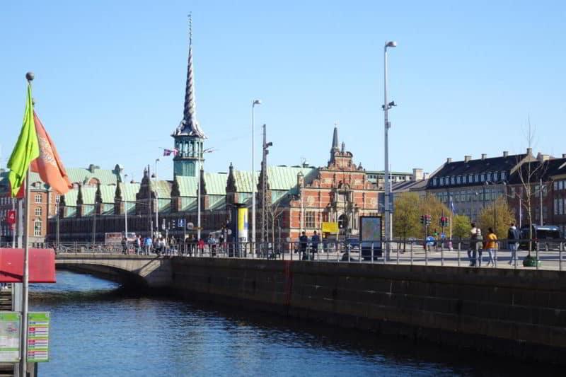 Sehenswürdigkeit in Kopenhagen: Alte Börse