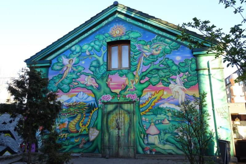 Sehenswürdigkeit in Kopenhagen: Freistadt Christiania