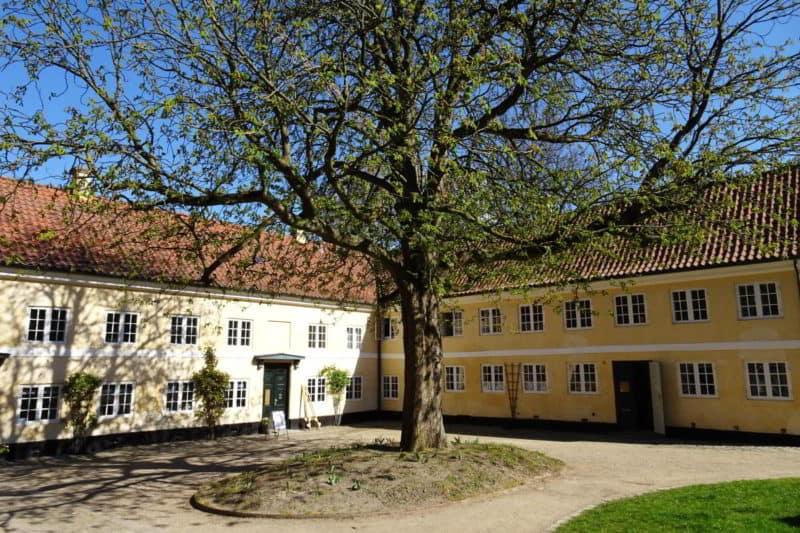 Sehenswürdigkeit in Kopenhagen: Bakkehuset mit Museum und Orangerie in Frederiksberg