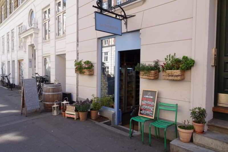 Sehenswürdigkeit in Kopenhagen: Einkaufsstraße Jægersborggade in Nørrebro