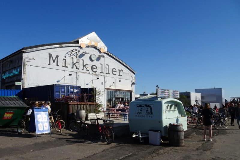 Lokaltipp in Kopenhagen: Mikkeler Baghaven auf Refshaleøen