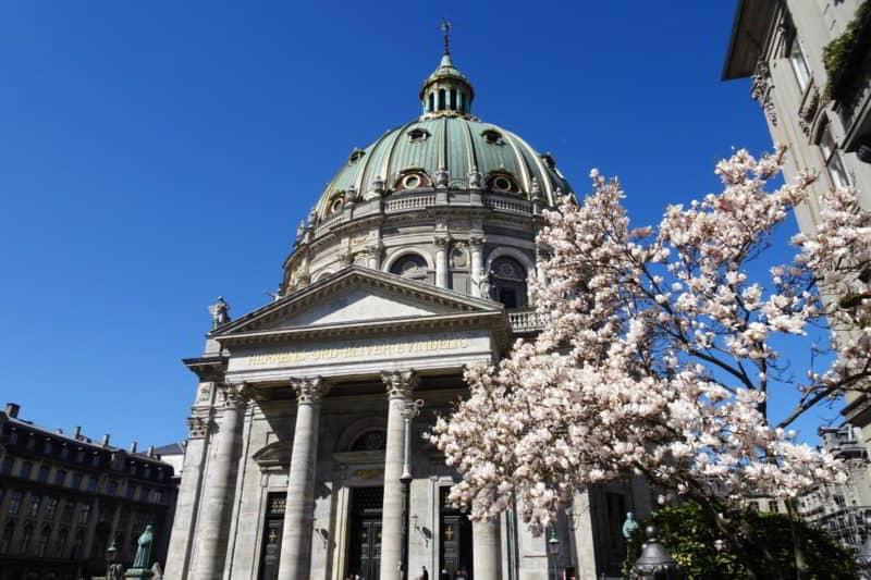 Sehenswürdigkeit in Kopenhagen: Marmorkirche