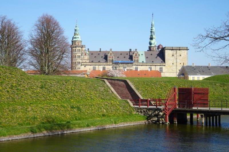 Ausflugstipps von Kopenhagen: Schloss Kronborg in Helsingør auf Seeland