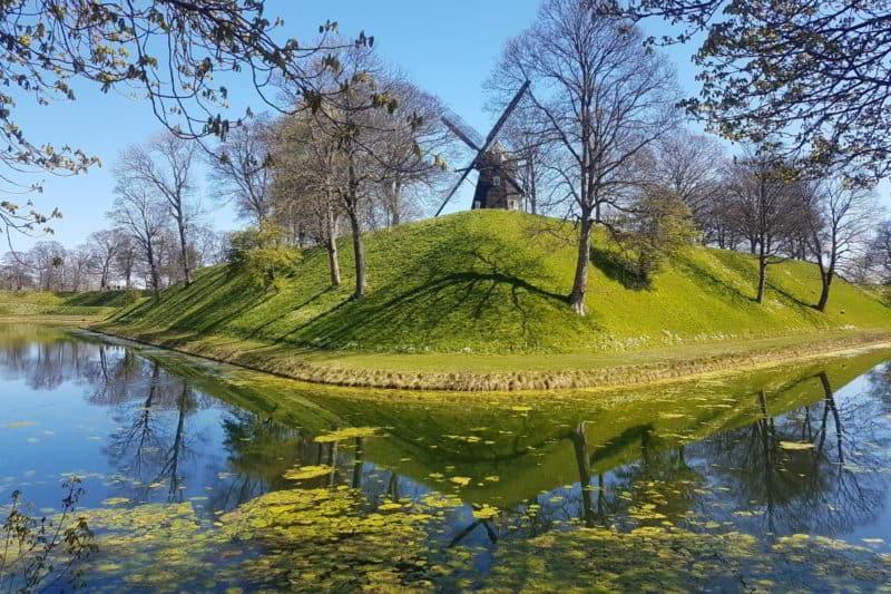 Sehenswürdigkeit in Kopenhagen: Kastellpark