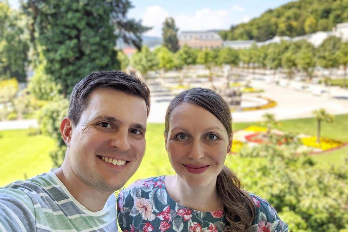 Reiseblitz - Wolfgang & Jessica